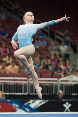 USA Gymnastics: July 20 - GK U.S. Classic - Juniors &emdash;