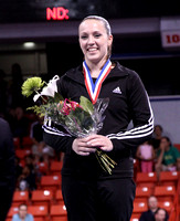 Chellsie Memmel - all-around silver medalist