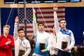 Junior Still Rings Medalists