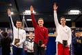 Senior Pommel Horse Medalists