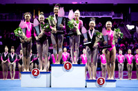 Junior & Senior All-Around Medalists