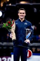 Sam Mikulak - 2020 American Cup Champion