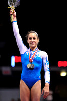 Jordyn Wieber - 1st place Jr. All-Around