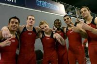 The USA men's team