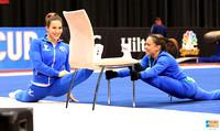 Erika Fasana and Vanessa Ferrari - Italy