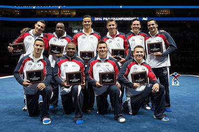 2014 Senior Men's National Team