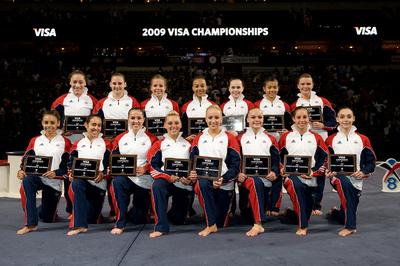 2009 Senior Women's National Team