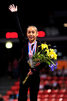 Katelyn Ohashi -  2nd place Jr. All-Around