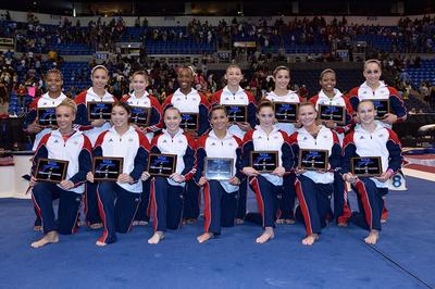 2012-13 Senior Women's National Team