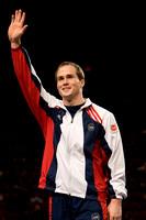 2008 Tyson American Cup men's champion Paul Hamm
