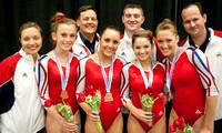 U.S. Women's Team and Coaches