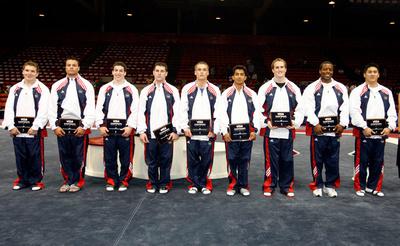2008 Senior Men's National Team