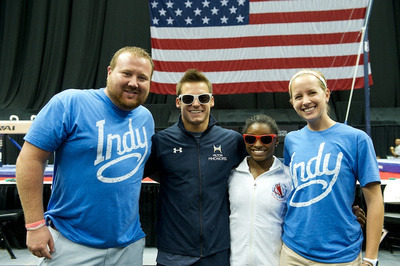 P&G Championships are coming to Indianapolis in 2015.