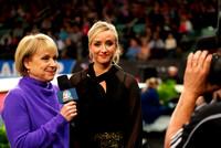 Andrea Joyce interviews Nastia Liukin