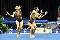 Nicole Chin, Nicole Yamamoto, Sydney Wu - 12-18 women's group