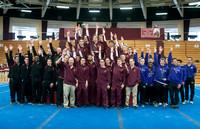 Collegiate team medalists