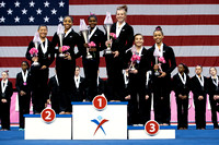 Junior and Senior All-Around Medalists