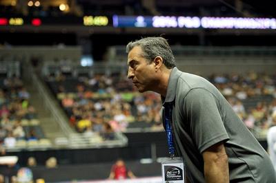 Alex Naddour's coach