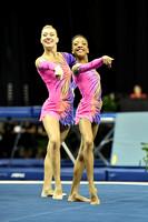 Ciera Wilson and Kailey Maurer