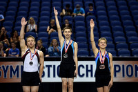 Junior Trampoline & Tumbling Awards