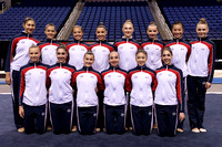 Rhythmic Senior National Team
