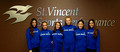 Rhythmic Group at St. Vincent Sports Performance - Sept. 30, 2015