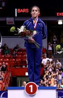 Aly Raisman - all-around gold medalist