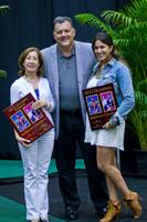Steve Penny with Olga Kutuzova and Julie Zetlin