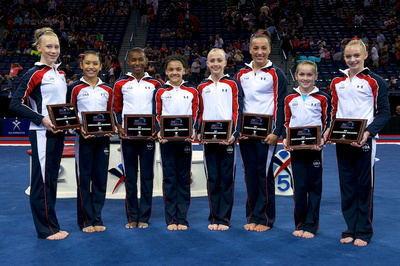 The U.S. Women's Junior National Team