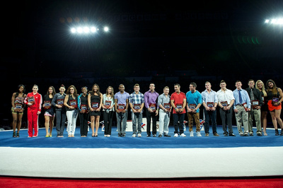2012 Olympians and Olympic alternates