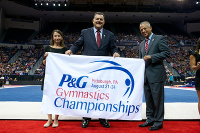 Introducing next year's P&G Championships, coming to Pittsburgh