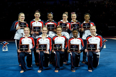 The U.S. Senior Women's National Team