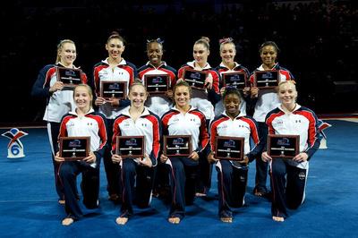The U.S. Senior Women's National Team