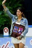 Julie Zetlin - 2012 Olympian