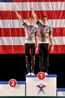 Bryan Allen & Brennan Atsatt - ATA - Jr. Men's Pair