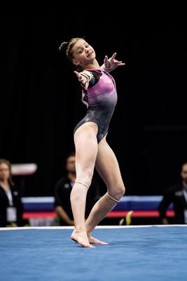 Madeleine Johnston