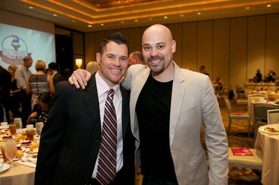 Blaine Wilson and Brett McClure