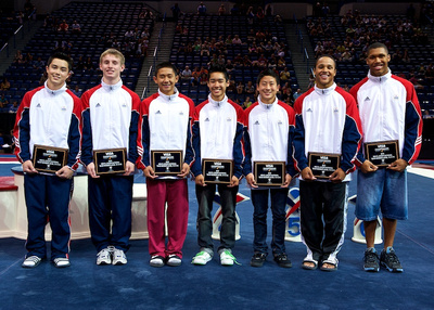 The Men's National Team - Ages 14-15