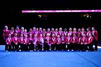 The field for the 2011 Nastia Liukin Supergirl Cup
