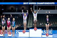10-11 Age Group podium