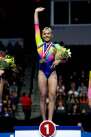 Emma Malabuyo - Junior All-Around Champion