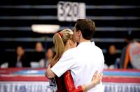 Nastia Liukin with her father/coach Valeri Liukin