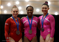 Senior all-around medalists