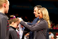 Nastia Liukin hands out awards