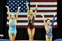 Hoop medalists