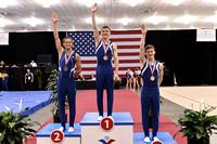 Men's medalists