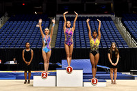 Senior Clubs Medalists