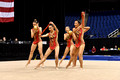 July 7 - Senior Rhythmic All-Around Finals - Hoop and Ball