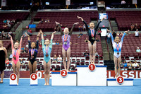 Age 10-11 podium