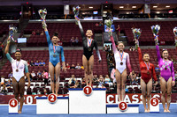 All-Around medalists